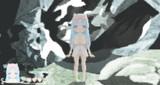 【A-3】洞窟にひとり【待機モーション】