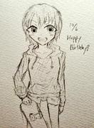 おとくらちゃん誕生日おめでとう!