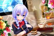 【かにフレ!】ふみおちゃんと 読書カフェ♡