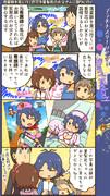 ミリシタ四コマ『Starry Melody』
