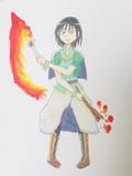 炎の魔導士