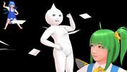 ティッシュ・ザ・フライングペーパー【そばかす式】