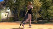 クッパ姫のお散歩