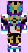 マイクラスキン 仮面ライダープライムローグ