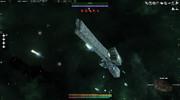 帝国軍標準型戦艦 ワルキューレ発進