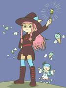 魔法使い茜
