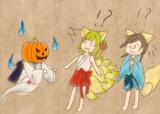 ハロウィン式姫