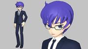 あにまさ式KAITO_スーツ