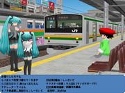 【MMD-JNR】宇都宮線の新たな顔
