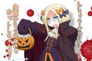 アビゲイルちゃん VS ハロウィン
