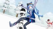 好き!雪!本気マジック