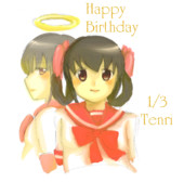 1/3 天理誕生日おめでとう!!