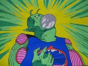 ポスカでピッコロ大魔王描いてみた。