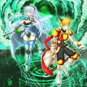 銀の神竜と金の勇者