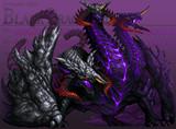 【RT Monsters】BlackDragon Lv.100