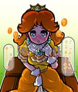 変なキノコ拾い食いしそうな姫