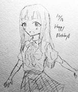 ゆかりちゃん誕生日おめでとう!