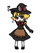 帽子を上げて挨拶するMGR