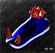 20110109 (習作) ウミウシ