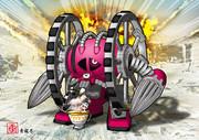 茜設計士「余ったアッグを突撃型に(無断で)改造したで!」ぎれん総帥「・・・」