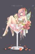 Fairy Cocktail.