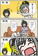 クライマックスシリーズな神崎蘭子さん2