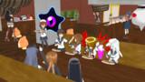 【RAY-GO静画祭Vol.4】食欲の秋!みんなで秋刀魚祭りなのです!【02鎮守府の日常】