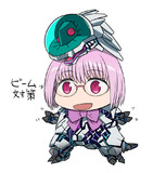 怪獣系女子アカネちゃん