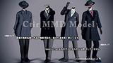 Chesterfield coat_A改 衣装