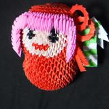 たらこ茜ちゃん(折り紙人形)