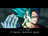 ベジットブルー【神々の戦い】