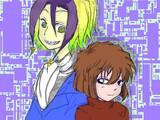 ネウロと哀ちゃん