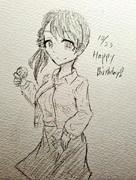 ほなみちゃん誕生日おめでとう!