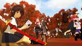 秋と言えば…【RAY-GO静画祭Vol4】