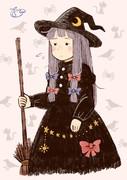 黒魔女パチュリー