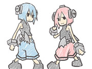 ロボ子姉妹