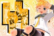 【MMD】レンくんver3_04【モデル配布】