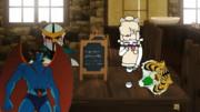 タイガーマスクのお茶会