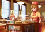 幸せを運ぶカフェ
