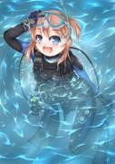 私は潜水巡洋戦艦レパルスだ!