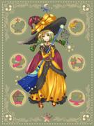 ハロウィン女子