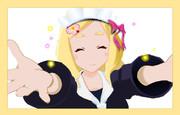 【東雲めぐ】めぐちゃん【Excelアート】