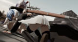 例の狙撃姿勢