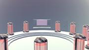【MMD】試験管ステージ【ステージ配布】