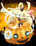 潜水新棲姫(ハロウィン)