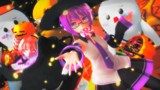 【MMD】お菓子くれなきゃ鍋で煮込むぞ!【ハロウィン】