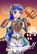 【艦これ】Happy Halloween-Style 2018【五月雨】