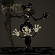 Bendyくん