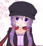 LIVE2D帽子ゆかりさんモデル配布