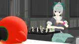 【ゲームで遊んでいる艦娘達】チェスで遊ぶ工廠組【02鎮守府の日常】